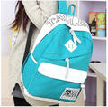 Backpack School Bags Canvas wind children students computer package multicolor 8 colors Backpack  men's travel bag