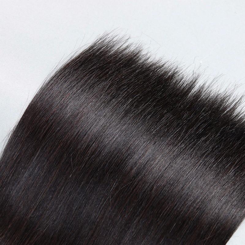 Sleek Straight Peruvian Virgin Hair 3 Bundles Peruvian Straight Hair Peruvian Straight Virgin Hair Virgin Peruvian Hair Bundles (4)