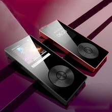 Mp4 player Walkman mp3 ultra-thin mini ebook TF card with music recorder support lossless Bluetooth video playback