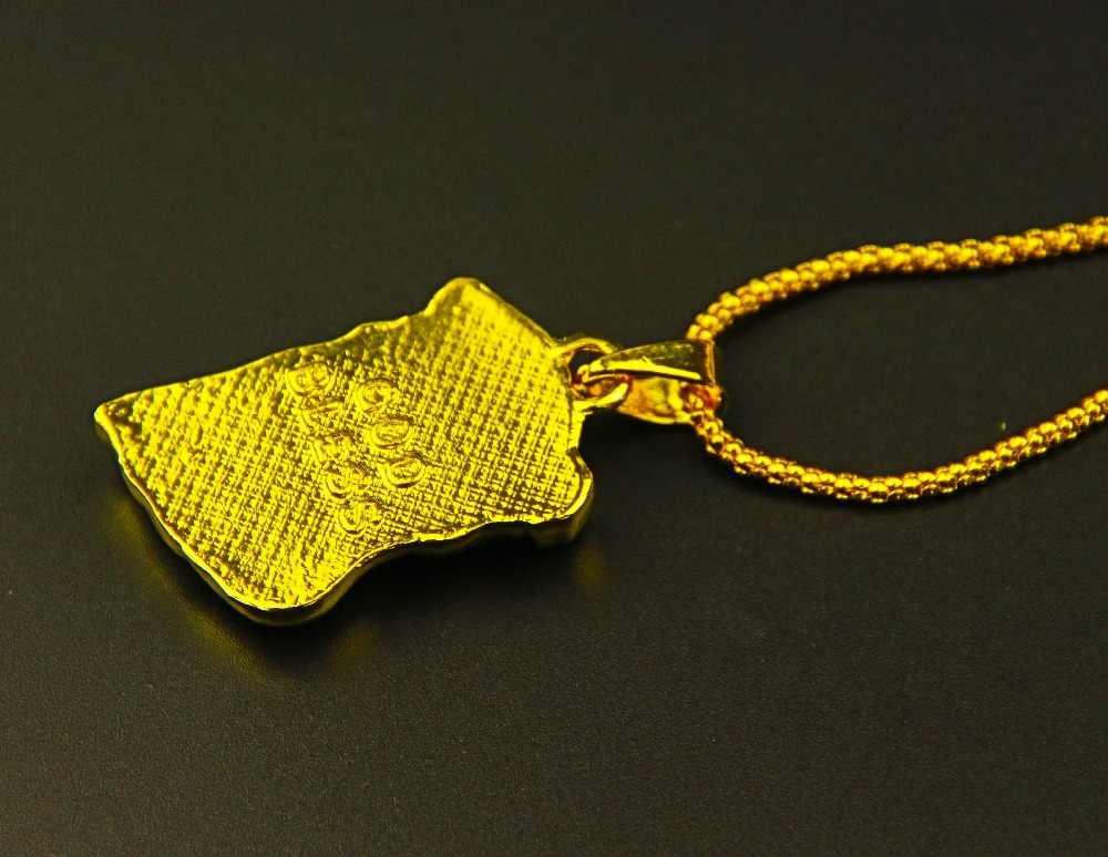 ZRM 20 sztuk/partia hurtownie moda złoty urok jezus chrystus kawałek fajne wisiorek naszyjnik mężczyzn biżuteria Hot, oryginalny dostawa fabrycznie