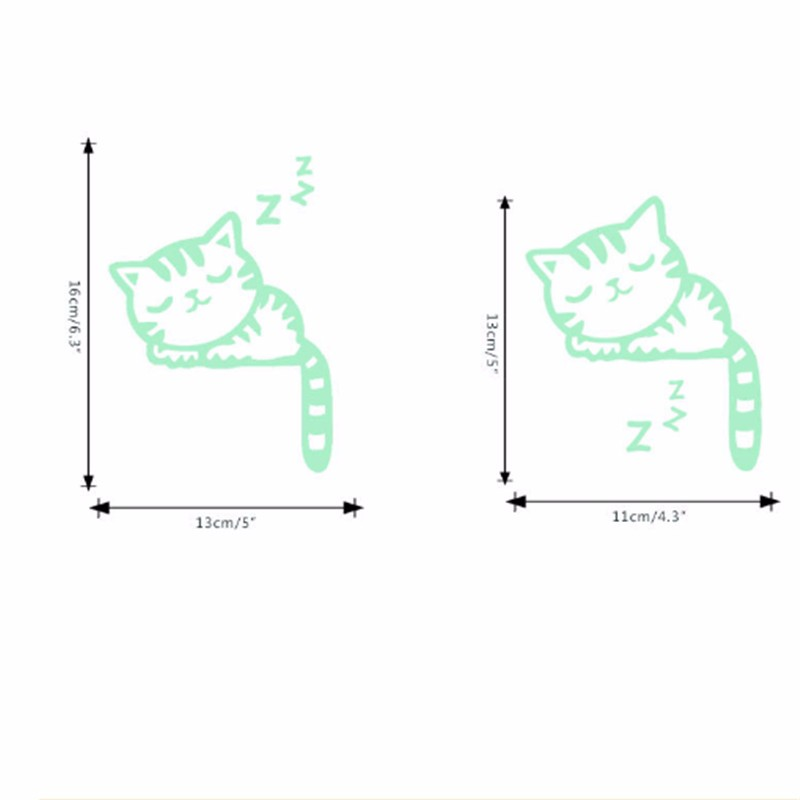 Luminous Stickers Sleepy Cat/Star Moon Glow in the Dark DIY Switch Sticker Luminous Stickers Sleepy Cat/Star Moon Glow in the Dark DIY Switch Sticker HTB1fkCGOXXXXXcGXVXXq6xXFXXX3