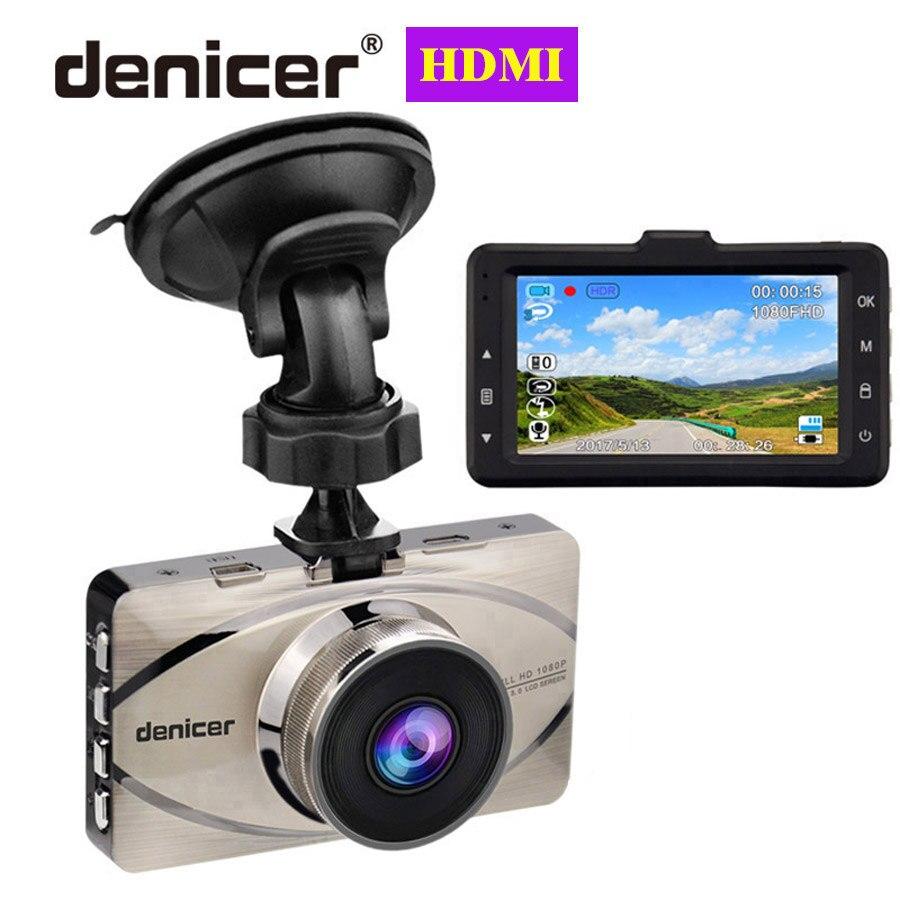 Car Dash Cam Motion Detection Registrator Full HD 1080P G Sensor Automovil Camera Novatek Video Recorder