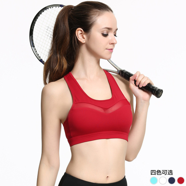 cb5f01c0295e6 Aliexpress.com   Buy 2017 Push Up Sports Bra Sexy Professional .
