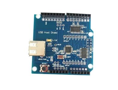 USB Host Shield 2.0 Arduino UNO MEGA ADK Compatible for Google Android ADK