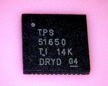 Оригинальный 5 шт./лот TPS51650 51650TI TPS51650RSLR ноутбук чип