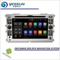 YESSUN Wince / Android Car Multimedia Navigation System For Kia Forte 2008~2012 CD DVD GPS Player Navi Radio Stereo HD Screen