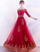 High Quality Women Dressesfor Wedding Chinese Style 02 Dress