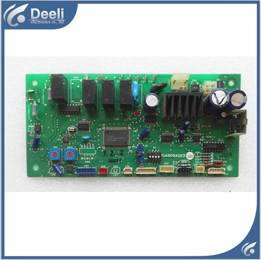 95% new good working for Mitsubishi air conditioning Computer board PJA505A023 AH PJA505A023AH board