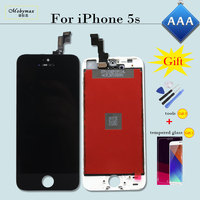 Screen Replacement For IPhone 4S 5S 6 6S 7 LCD Display Touch Screen Digitizer Assembly Parts