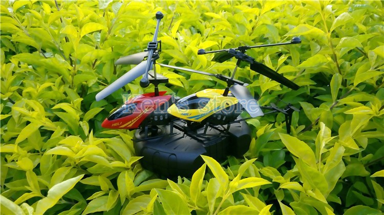 Channel Micro Helicopters 2 2