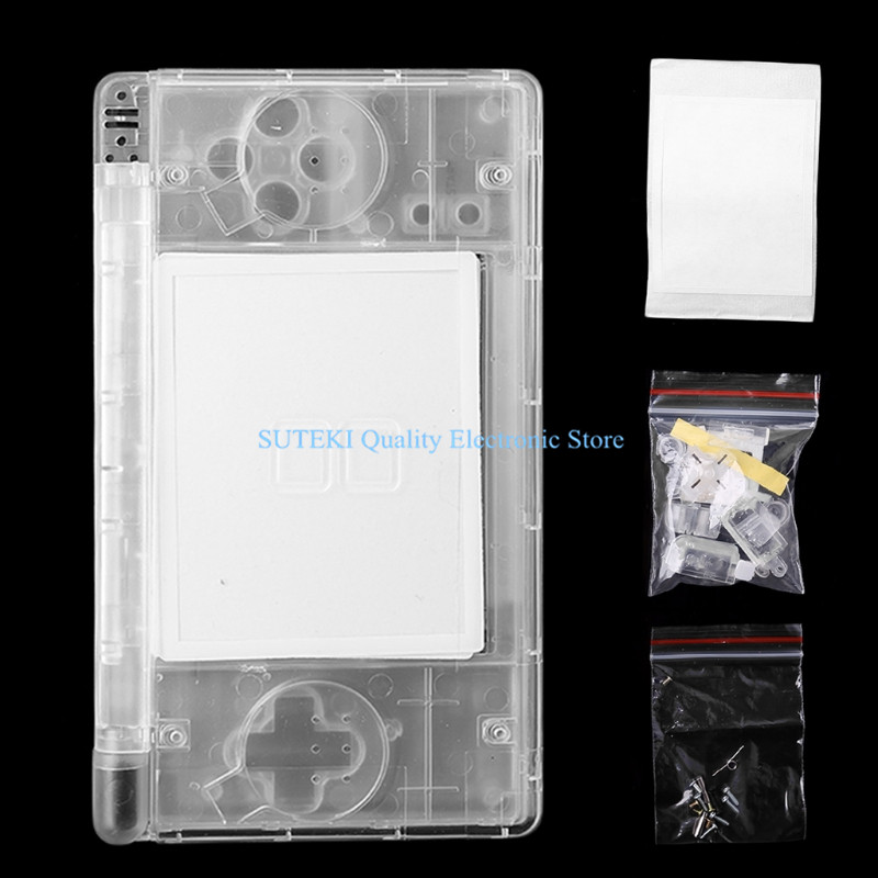 Full Replacement Housing Shell Repair Tools Parts Kit For Nintendo DS Lite For NDSL High Quality