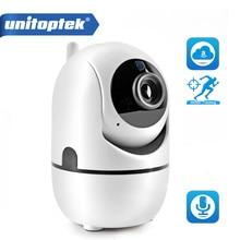 Mini Draadloze IP Camera 1080P Twee Weg Audio Surveillance Netwerk Cloud Storage WIFI Camera IR 10M Babyfoon auto Track