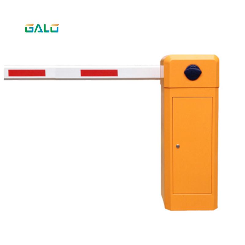 GALO Boom Barrier For Parking Lot And Toll System Customized Barrier Automatic Parking System Gate