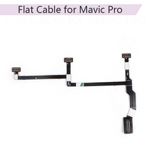 Flex Ribbon Flat Cable for DJI Mavic Pro Camera Drone Lens Gimbal Mount Plate Damping Bracket Signal Cable Repairing kits Parts недорого