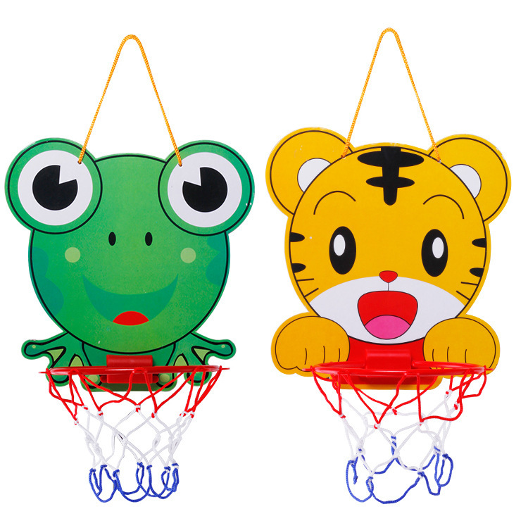 Дети мультфильм Баскетбол доска открытый закрытый висит Баскетбол стойку Спорт спортивной стрельбы игрушки