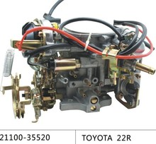 AAA high quality Carburator forTOYOTA 22R OEM 21100-35520 CARB