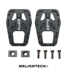 MKLIGHTECH Motorcycle Accessories FOR BMW F800GS F800 GS All Years CNC Aluminum Alloy Widened Pedals