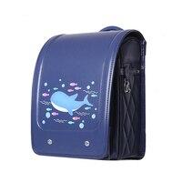2019 брендовые школьные сумки для мальчиков и девочек, мотивы из мультфильма, водонепроницаемый PU ортопедический рюкзак детский, школьная су