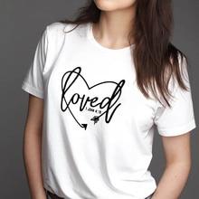 2QIMU Fashion T-shirt Women Casual Short Sleeve Streetwear Summer Top Tees 100% Cotton 2019 Funny Print
