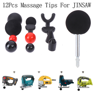 Massager Accessories Black/Red