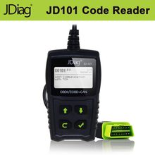 JDiag Code Readers JD101 Car Scanner for Engine Auto OBD Diagnostic Tool for Battery Test Repair Device with Multi-Functions(China)
