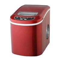 Портативный Автоматическая Ice Cube Maker машина пуля круглый льда блок машины