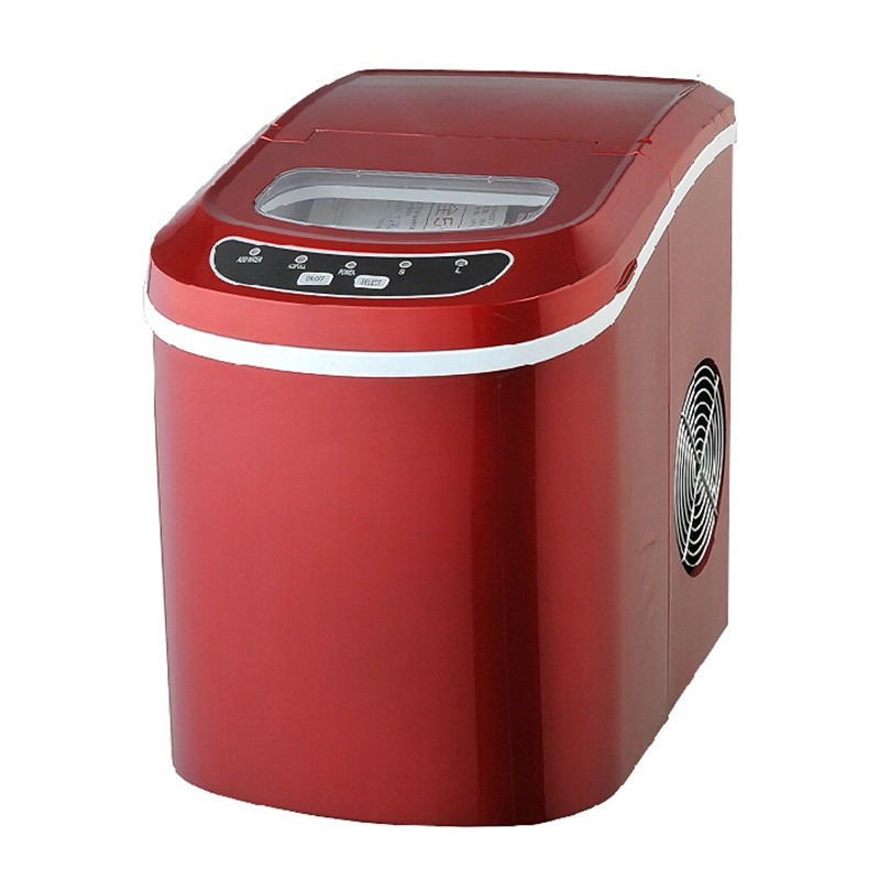 Portable Automatic Ice Cube Maker Machine Bullet Round Ice Block Making Machine magical ice cube