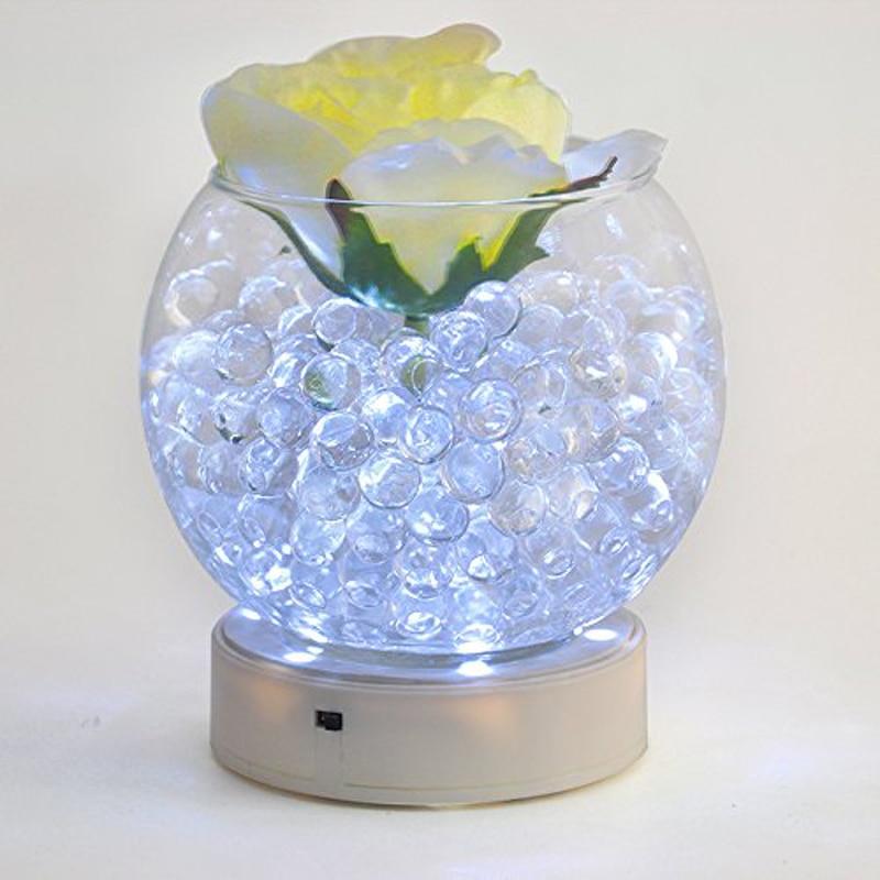 Aliexpress Buy 50 Pcslot 4inch Uplight Lamp Round Led Base