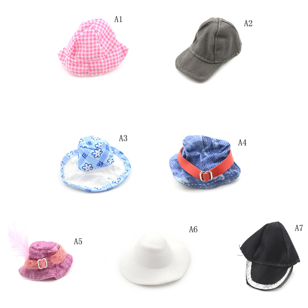 Different Styles Of Hats: Aliexpress.com : Buy Different Styles Fashion Doll Hats
