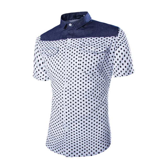 Aliexpress.com : Buy 2017 new Summer mens short sleeve shirts ...
