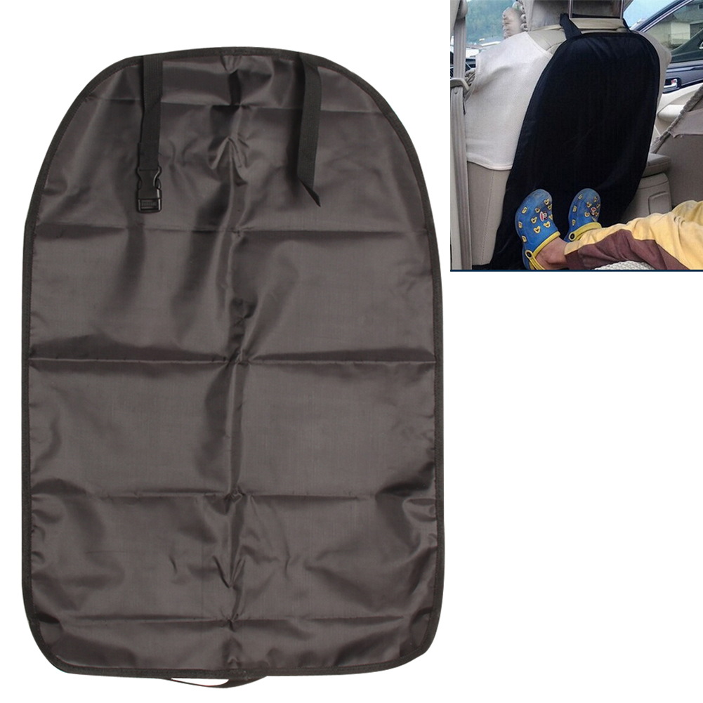 waterproof universal car seat protector mat seat back case cover for children kick mat protects. Black Bedroom Furniture Sets. Home Design Ideas