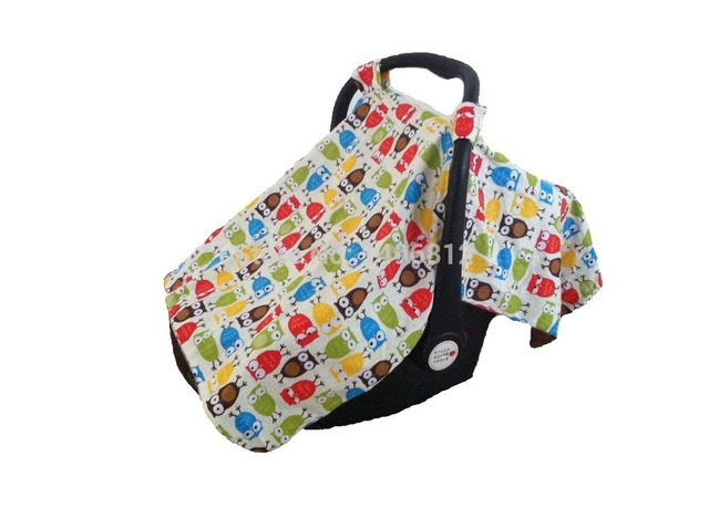 Enjoyable Us 48 72 New Arrival Car Seat Canopy Infant Car Seat Canopy Cover Boys Girls Collection Orange Owls And Two Dots Minky Free Shipping In Automobiles Forskolin Free Trial Chair Design Images Forskolin Free Trialorg