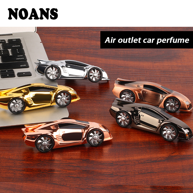 NOANS Auto Car Model Aromatherapy Air Outlet Fragrance Accessories For Lada granta Skoda Octavia A7 A5 Rapid Ford focus mk2 2 3