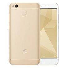 "Original Xiaomi Redmi 4X 3GB 32GB Mobile Phone Redmi 4 X Pro Smartphone Snapdragon S435 5.0"" Fingerprint Global ROM(China)"