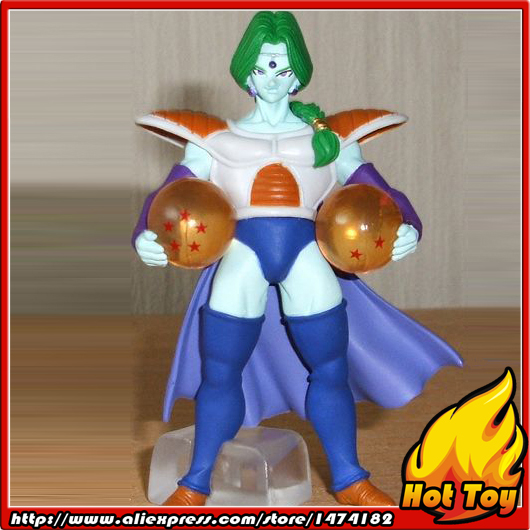 100% Original BANDAI Gashapon PVC Toy Figure HG Part 8 - Zarbon from Japan Anime Dragon Ball Z купить