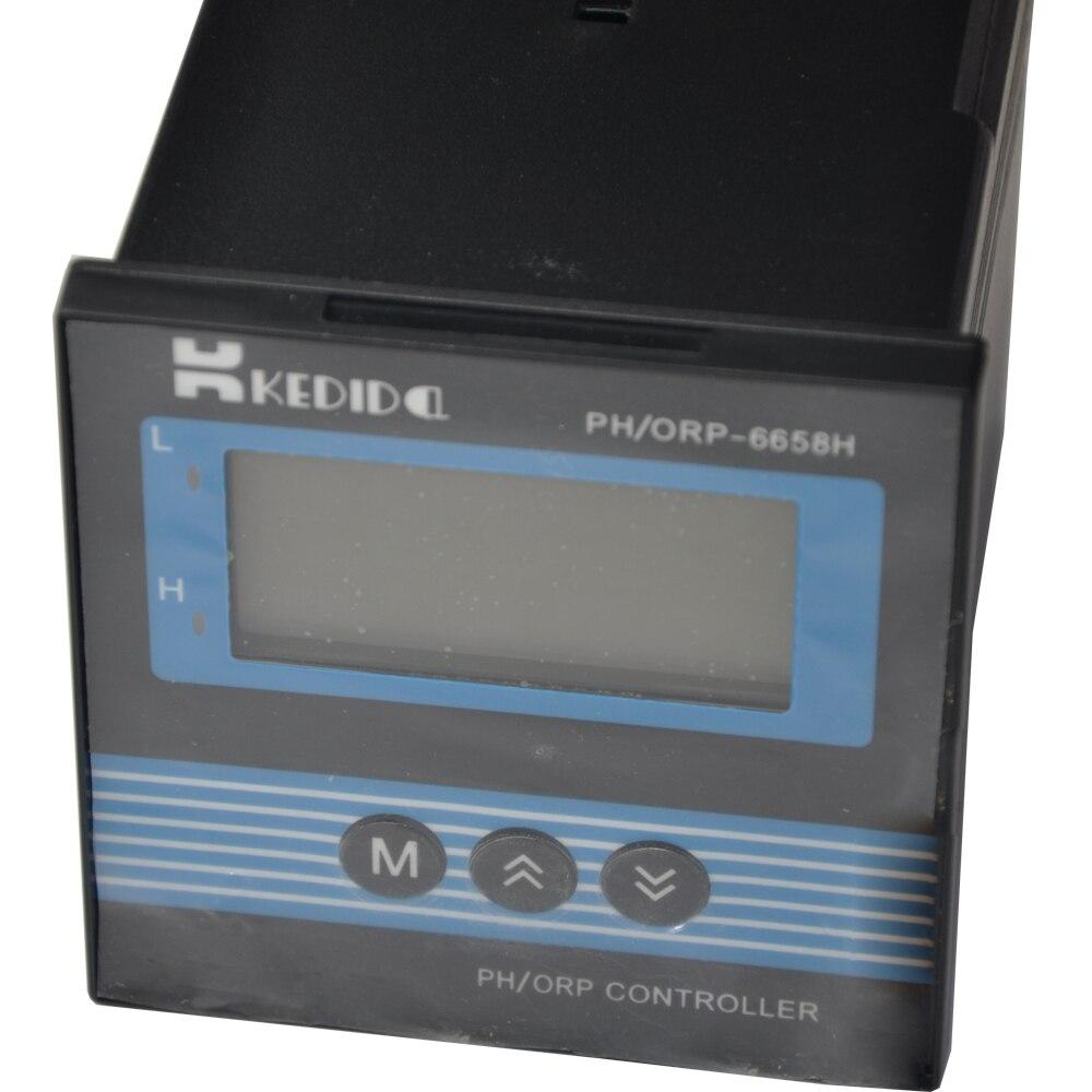 ЖК-дисплей CT-6658 PH/контроллер orp CT-6658+ ph-электрод промышленности ph сенсор CT-1001