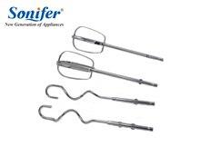 300W Stainless steel 5 speeds Food Mixers Dough Mixer Egg Beater 220v Food Blender for Kitchen Sonifer