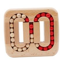 Brinquedo de bloqueio mágico inteligência luban fechaduras antigo ancestral bloqueios tradicional de madeira cérebro teaser puzzle brinquedos educativos
