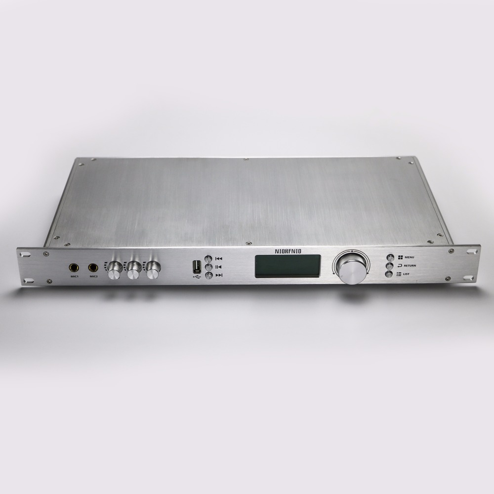 Free Shipping T50R <font><b>50W</b></font> Output Power <font><b>FM</b></font> Wireless Audio <font><b>Transmitter</b></font> and Receiver Long Range 15 KM to 25 KM image