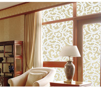 45x100cm PVC Clouds Pattern PVC Glass Stickers Window Grilles Stickers Bathroom Kitchen Office Window Door Stickers