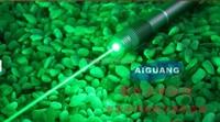 AAA high powered Military Green laser pointer 500000m 532nm Hunting LAZER Flashlight Burning Match Burn cigarette+5 caps+Glasses