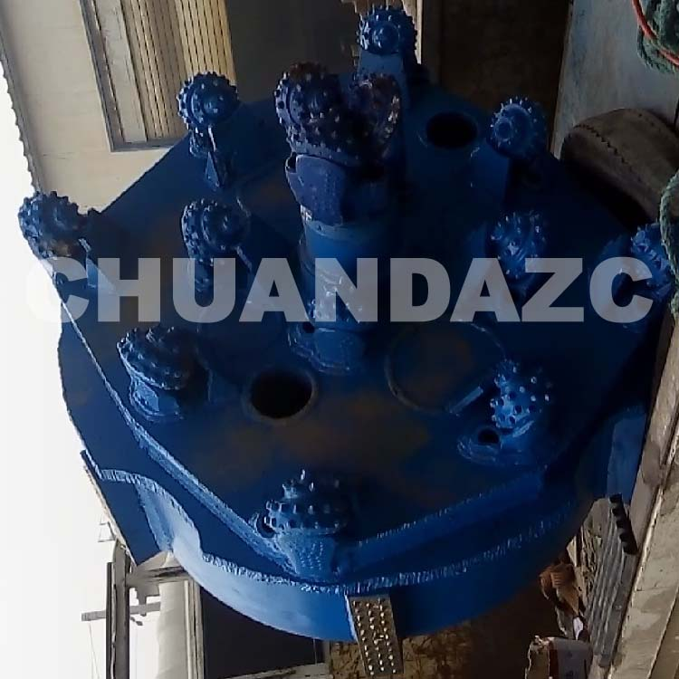1200mm Comprehensive Drilling HDD Hole Openers With Replaceable Roller Cones