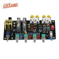 Ghxamp PreamplifierโทนเสียงNE5532จูนคณะกรรมการไฮไฟP Reamp Baord