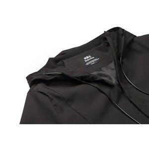Image 4 - Enjeolon 2020 outono inverno bombardeiro jaqueta homens blusão jaquetas dos homens casacos streetwear algodão acolchoado jaqueta roupas jk0324