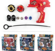 Beyblade Metal Fusion Leksaker Till Salu Beyblades Spinning Toppar Toys Set, Bey Blad Toy With Dual Launchers, Hand Spinner Metal Toppar
