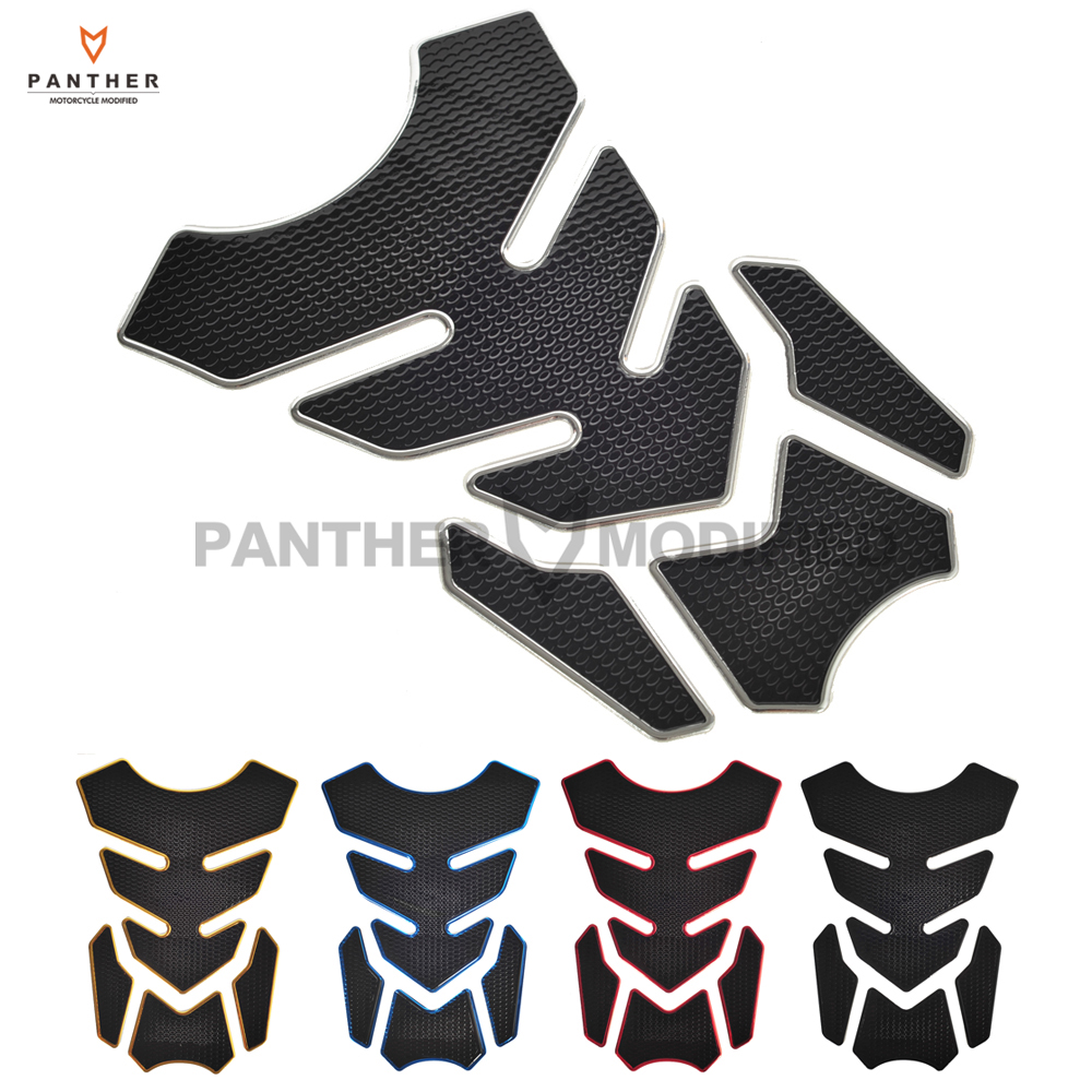Cool Motorcycle Decal Gas Oil Fuel Tank Pad Protector Sticker Case for Kawasaki ZX6R ZX9R ZX10R Z1000 Z750 ZXR400 ZRX400 ZZR400