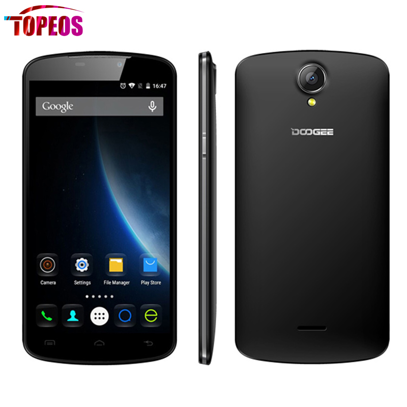 Original Doogee X6 X6 Pro 5 5 inch HD 4G LTE Mobile Phone MTK6735 Quad Core