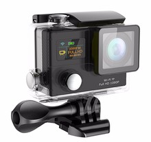 3Pcs/Lot DHL Free 2016 G3/G3R Action Sports Camera Ultra HD Wifi Sports Camera 170/155 Angle 2″ Dual Screen Camera 1080P Wifi