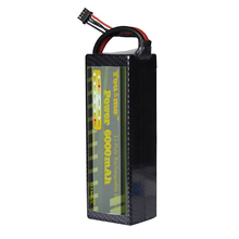 You&me Lipo Battery Grade A cell 3S 11.1V 6000mah 50C with Hard Case for rc Cars Boats Helicopters Quadcpters