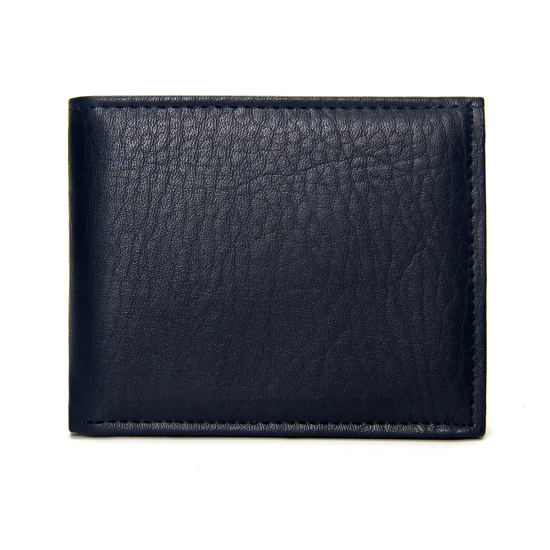 Luxury Designer Casual Bifold Wallet Men Short Slim Vintage Wallets With Coin Pocket Leather PU Purse Male Clutch Purses Mens